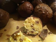 olles *Himmelsglitzerdings* Küche und mehr: Chocolate Chip Cookie Dough Trüffel