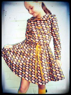 Knippie n°4 augustus/september 2012 (model 16)
