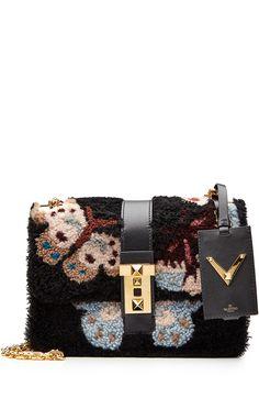 VALENTINO B Rockstud Japanese Camubutterfly Shoulder Bag.  valentino  bags…  Japansk 914d5c368ecd0