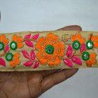 fabric trims and embellishments Decorative Sari Border Indian Laces