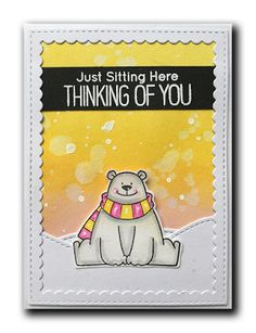 skrepsels: thinking of you | Mariken kaartjes