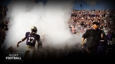 Husky Football - go Dawgs! Woof!!