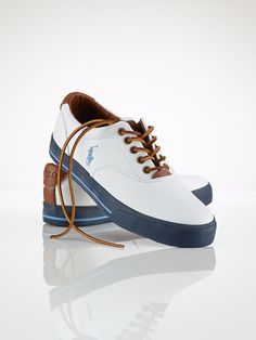 Vaughn Canvas Sneaker - Shoes Polo Ralph Lauren - Ralph Lauren UK