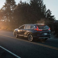 Take to the roads with confidence in the 2019 Honda CR-V. With available Honda Sensing®, an intelligent suite of safety and driver-assistive technologies, for a smarter and safer ride. See our offers through the link in bio. All Pictures, Most Beautiful Pictures, New Honda, Honda Crv, Cr V, Nsx, Honda Accord, In The Heights, Dream Cars