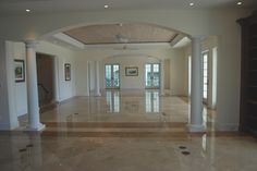 No this is not a new hotel lobby, this could be your great room, located on Ocean Drive The Bahama's .... www.tylerpyne.com