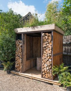 Wood Pallet Ideas Useful Ideas For Your Wood Shed How