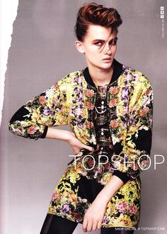Topshop - Topshop Spring 2012 Campaign