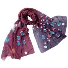 Seiden-Baumwoll-Schal Shanty | eve in paradise Online-Shop - Damenmode, Schals, Accessoires