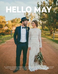HELLO MAY // ISSUE #09 ON SALE NOW!