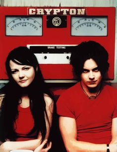 """You try to tell her what to do, and all she does is stare at you. Her stare is louder than your voice because truth doesn't make a noise. Truth doesn't make a noise."" -- The White Stripes"
