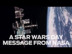 A Message from R2-D2 and NASA for Star Wars Day [Video]