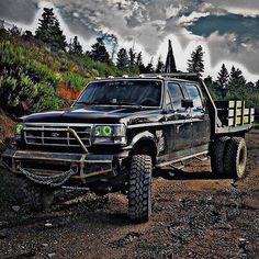 Powerstroke Ford Trucks — dieselnuts: diesel awesomeness here Ford Pickup Trucks, 4x4 Trucks, Lifted Trucks, Cool Trucks, Chevy Trucks, Lifted Chevy, Ford Work Trucks, Redneck Trucks, Truck Drivers