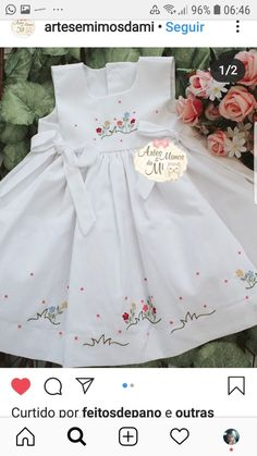 Baby Frocks Designs, Kids Frocks Design, Kids Summer Dresses, Dresses Kids Girl, Baby Girl Dress Design, Kids Dress Wear, Baby Girl Shirts, Baby Girl Dress Patterns, Cute Outfits For Kids