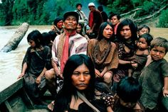The Ashaninka are one of the largest indigenous groups in South America, their ancestral homelands ranging from Brazil to Peru