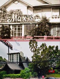 Dito, Noon: Max's, Quezon City, 1940s x 2019 #kasaysayan — Maximo Gimenez, a Stanford-educated teacher, opened his first restaurant at 21 South F Street (now Scout Tuason), Brgy. Laging Handa, Quezon City. The cafe initially served chicken, steak and drinks. Maximo's niece, Ruby, who managed the kitchen, created a special recipe for chicken that became an instant favorite. Opening A Cafe, Chicken Steak, Quezon City, Special Recipes, 1940s, Philippines, Teacher, Restaurant, Mansions