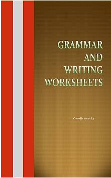 Free Grammar & Writing Worksheets (47 Pages!) Awesome resource! I downloaded the PDF file for free.