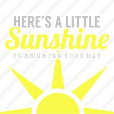 Box of sunshine with printable gift tags- full of bright yellow things to brighten someone's day. Free tags and cards included. Bag Of Sunshine, Basket Of Sunshine, Teacher Appreciation Gifts, Teacher Gifts, Happy Birthday Sunshine, Sunshine Printable, Emotional Photos, Gift Tags Printable, Relief Society