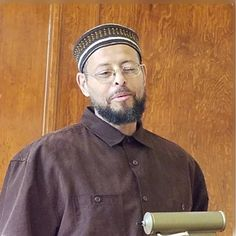"""Current affairs reflection: """"Great character is formed in dealing with adversity.""""  -- Imam Zaid Shakir"""