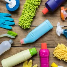 Health: Why Natural Household Cleaners Can Make Allergies Worse Workers with high levels exposure are at the greatest risk