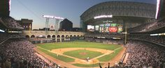 Minute Maid Park Information | Houston Astros