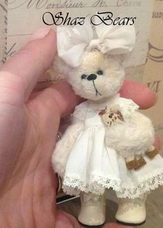 Totty by By Shaz Bears   Bear Pile Oso Teddy, My Teddy Bear, Vintage Teddy Bears, Cute Teddy Bears, Bear Toy, Shabby, Bear Pictures, Love Bear, Biscuit