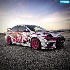 #Mitsubishi #Lancer #EVO X