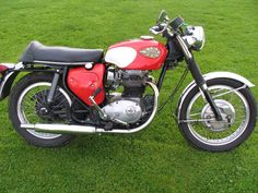 Image Detail for - Classic Bikes » BSA Motorcycles » BSA A65 Lightning 650cc