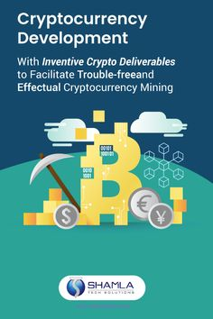 Cryptocurrency development services with inventive crypto deliverables to facilitate trouble-free and effectual cryptocurrency mining Best Cryptocurrency, Inventions, Software, Free