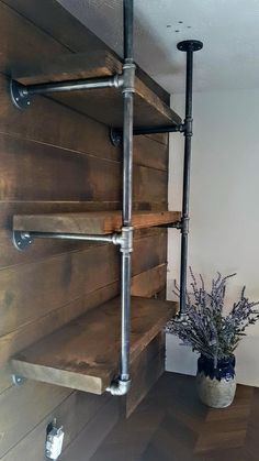 Farmhouse Kitchen Shelves, Rustic Wall Shelves, Pipe Shelves, Floating Shelves - # KitchenBest Picture For home decoration diy For Your TasteYou are looking f Rustic Wall Shelves, Industrial Floating Shelves, Floating Shelf Decor, Floating Shelves Kitchen, Rustic Walls, Glass Shelves, Open Shelves, Floating Cabinets, Wall Cabinets