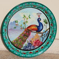 Pakistani Truck Art - Handmade in Pakistan Truck Art Pakistan, Pakistan Art, Creative Gift Wrapping, Creative Gifts, Koi Art, Application Icon, Peacock Painting, Blue Pottery, Lord Shiva