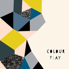 #colourplay Susan Driscoll pattern designer