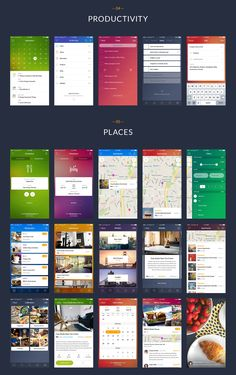 29 best app ui design template images on pinterest interface ui8 products chameleon ui kit maxwellsz