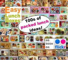 of Packed Lunch Ideas Lunch To Go, Lunch Menu, Lunch Snacks, Pool Snacks, Easy Lunch Boxes, Lunch Ideas, Bento Ideas, Bento Recipes, Toddler Meals