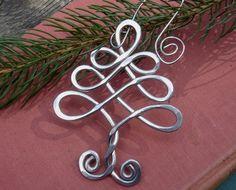 Celtic Tree Ornament  Christmas Ornament  by nicholasandfelice, $16.00