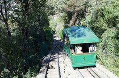 S7E2: Ride Funicular del Cerro de San Cristóbal, Santiago de Chile