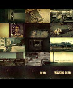The Walking Dead, Season 1-2: Opening Credits