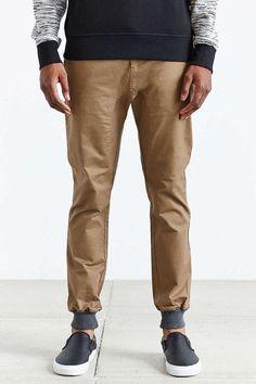 331270107e3 ZANEROBE Dynamo Chino Jogger Pant Khaki Grey Cuff Keith Feig Mercer  Authentic  fashion  clothing  shoes  accessories  mensclothing  pants (ebay  link)