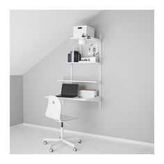 ALGOT Wall upright/shelves IKEA