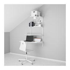 ALGOT Kiinnityskisko/hyllyt  - IKEA