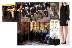 Attending the The World Child & Youth Forum 2013 & a Networking Lunch Afterwards in Karl XI's Gallery with her Parents-in-law, Victoria, and Daniel by louiseingrid-ofdenmark on Polyvore featuring polyvore, fashion, style, Christian Louboutin, Bottega Veneta and clothing