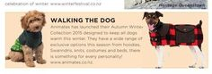 from Metropol - 4 June 2015 Dog Walking, All Dogs, Winter Collection, June, Product Launch, Magazine, Magazines, Warehouse, Walking The Dogs