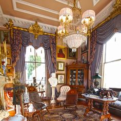 Calhoun Mansion - Tours start at 11:00AM and are held on the hour and half hour with the last tour starting at 5:00PM. Admission is $16.00 per person, cash or credit card. Tickets may be purchased the day of the tou…