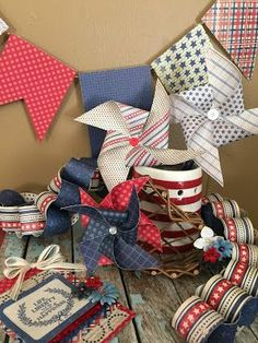 """All Scrapbook Steals - The Blog: Authentique """"Seaside"""" and """"Freedom"""""""