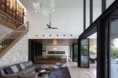 Contemporary Singapore Home Features Long Lines, Slatted Screens - http://freshome.com/contemporary-singapore-home/