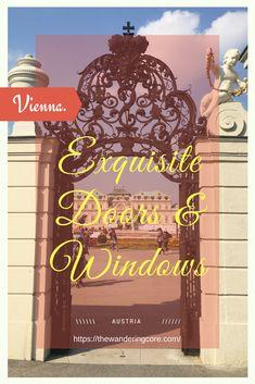 Exquisite Doors & Windows - Vienna, Austria, Europe