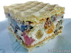 Food Cakes, Cupcake Cakes, Cupcakes, Romanian Desserts, Fudge, Tiramisu, Great Recipes, Cake Recipes, Bacon