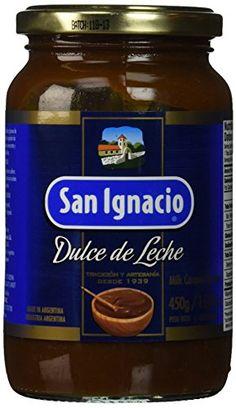San Giuliano San Ignacio Dulce De Leche 1587 Ounce Pack of 1 >>> ** AMAZON BEST BUY **
