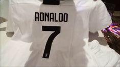 61385c7074 unboxing - kit infantil Juventus CR7 - adidas 18 19 futtudo