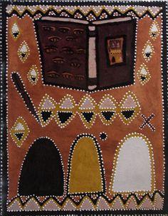 Queenie Nakarra McKenzie ~ Landscape and Identity, 1996