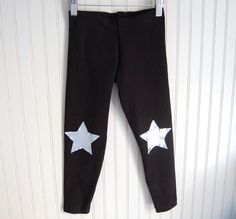 Shining Star Leggings  Girls sizes 2/3T 4/5 6/7 8  by thetrendytot, $29.00